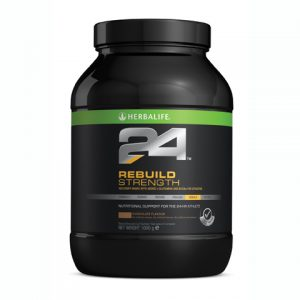 Rebuild Strength – Enhance Sustained Muscle Building and Recovery