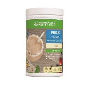 PRO 20 Select – Water Mixable Protein Shake